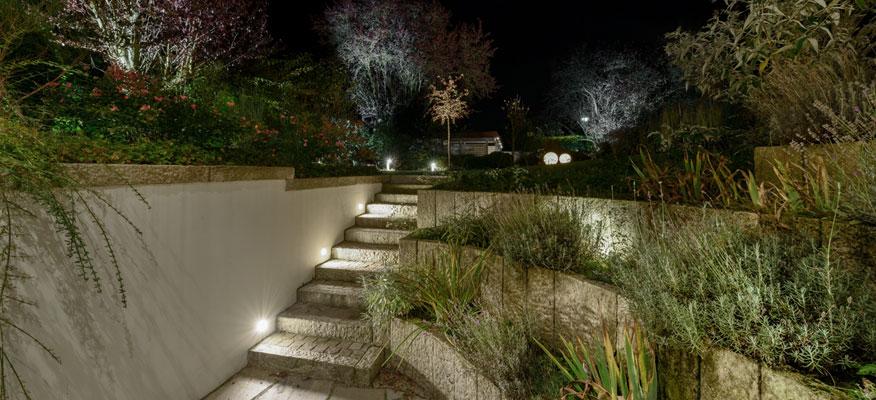 Außenleuchten Einbauleuchten - p.020 LED Außen Einbau-Downlight RM