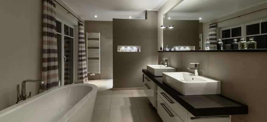 Innenleuchten Badezimmer -  Occhio Sento