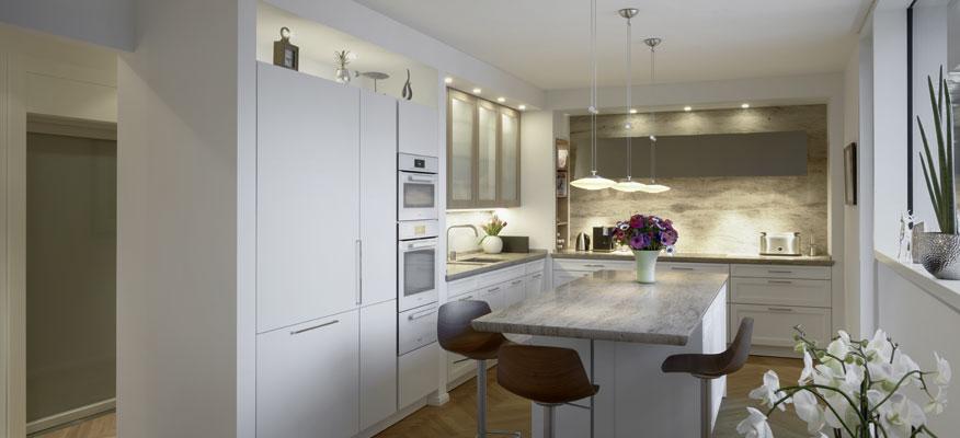 Innenleuchten Küche - LDM Luna Uno Grande